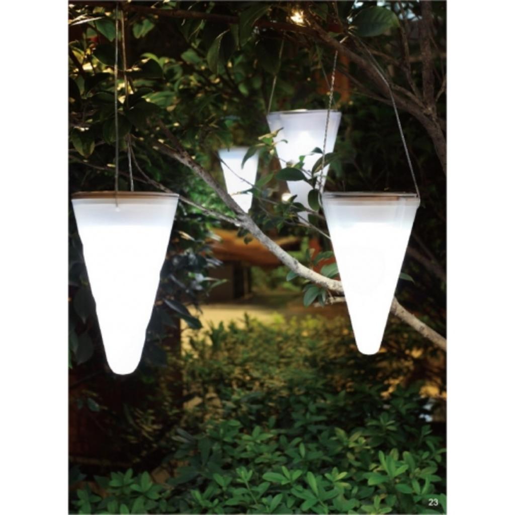 outdoor hanging solar lights it