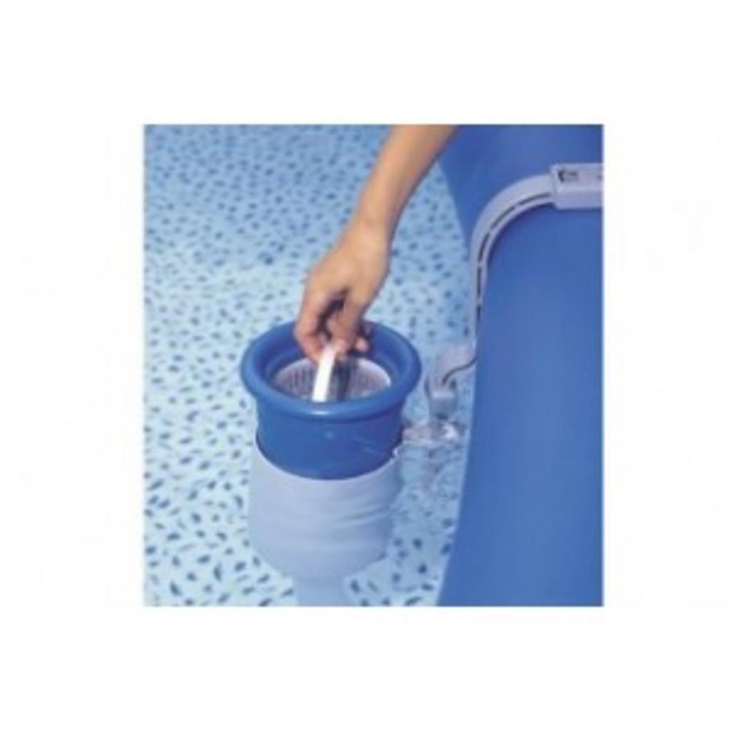 Tuingerei intex deluxe oppervlakte skimmer van intex for Accessoire piscine skimmer