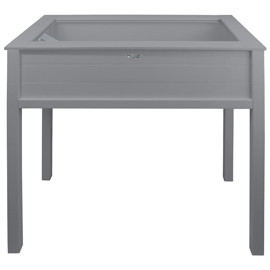 Tuingerei kweekkas op poot grijs van esschert design misc - Meubilair van binnenkomst grijs ...