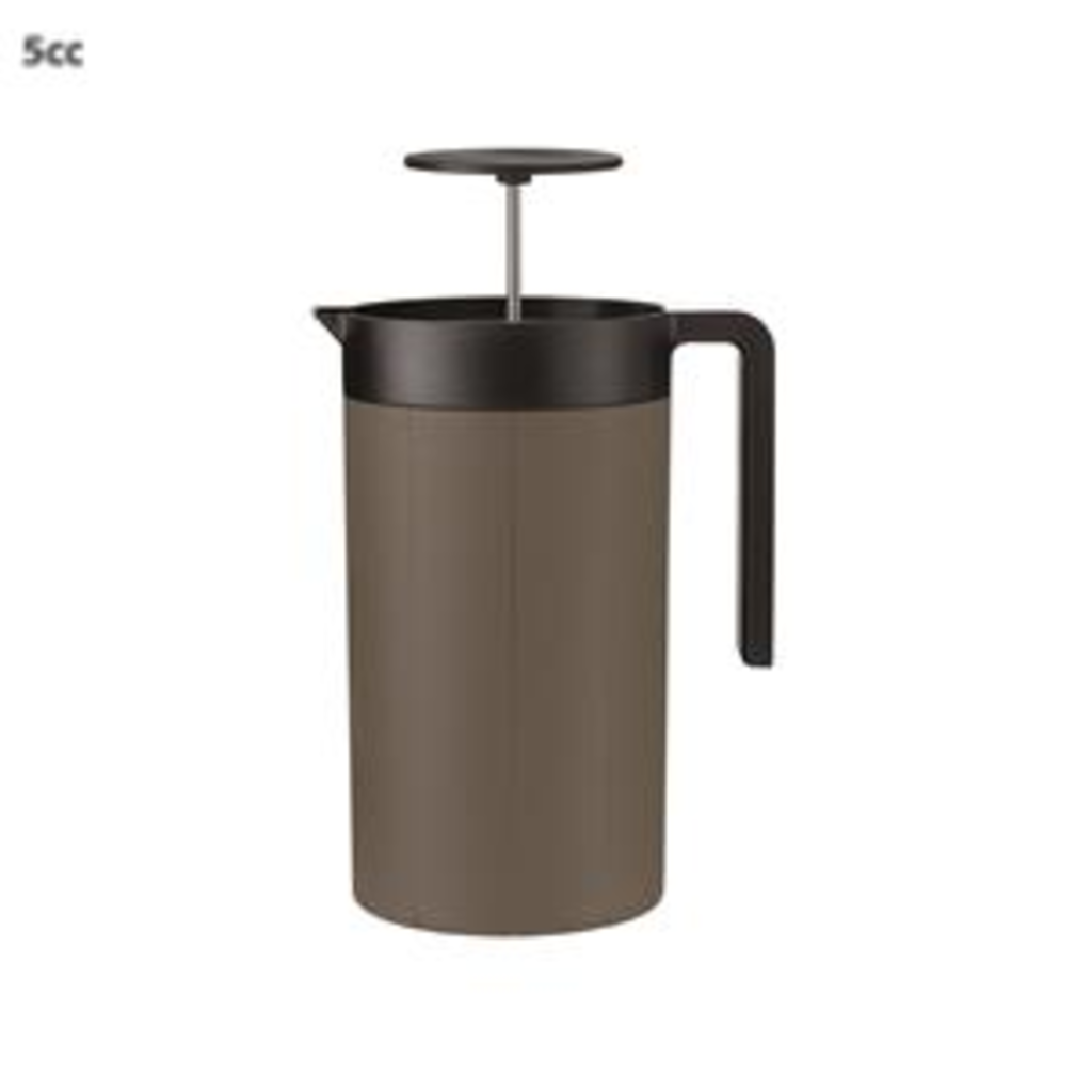 tuingerei stelton press coffee maker dot bruin van. Black Bedroom Furniture Sets. Home Design Ideas