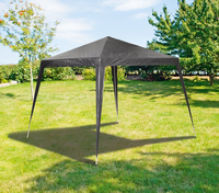Partytent 3x3x2,5 Antraciet Lifetime Garden