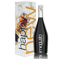 Prosecco Prosecco Doc Treviso Black In Happy New Year Box